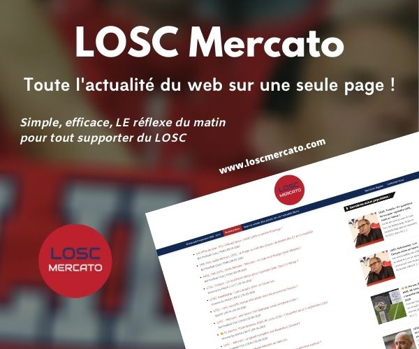 "LOSC : Top 10 des infos de Lille à ne pas manquer du [wpdts-weekday-name start=""post-created""] [wpdts-date start=""post-created""] ! 3"