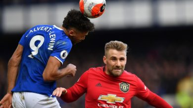 Photo of League Cup - 1/4 finale | Les notes d'Everton - Manchester United (0-2)