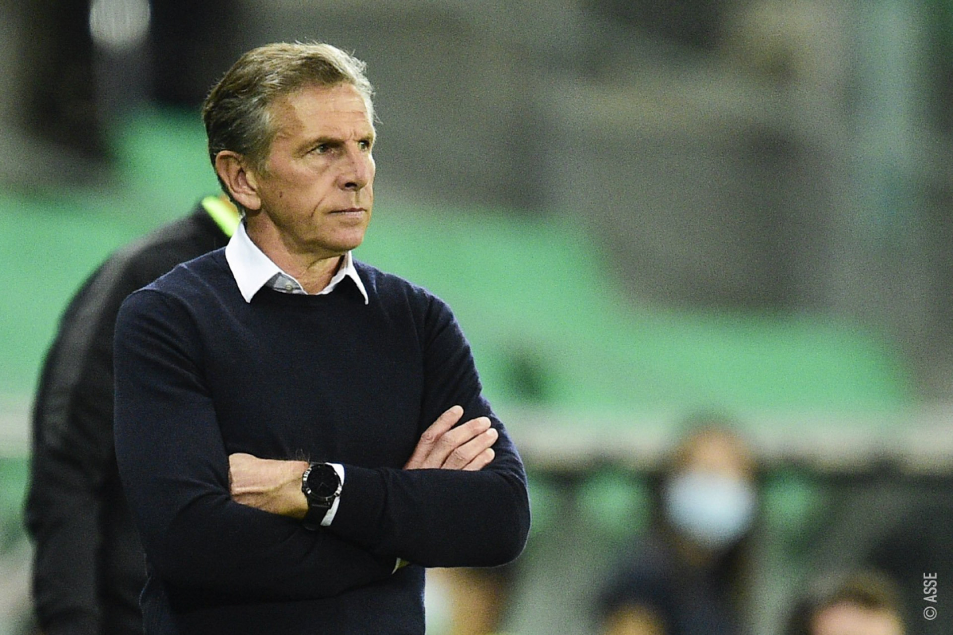 ASSE : Claude Puel se rassure avant la réception de l'AS Monaco ! 1