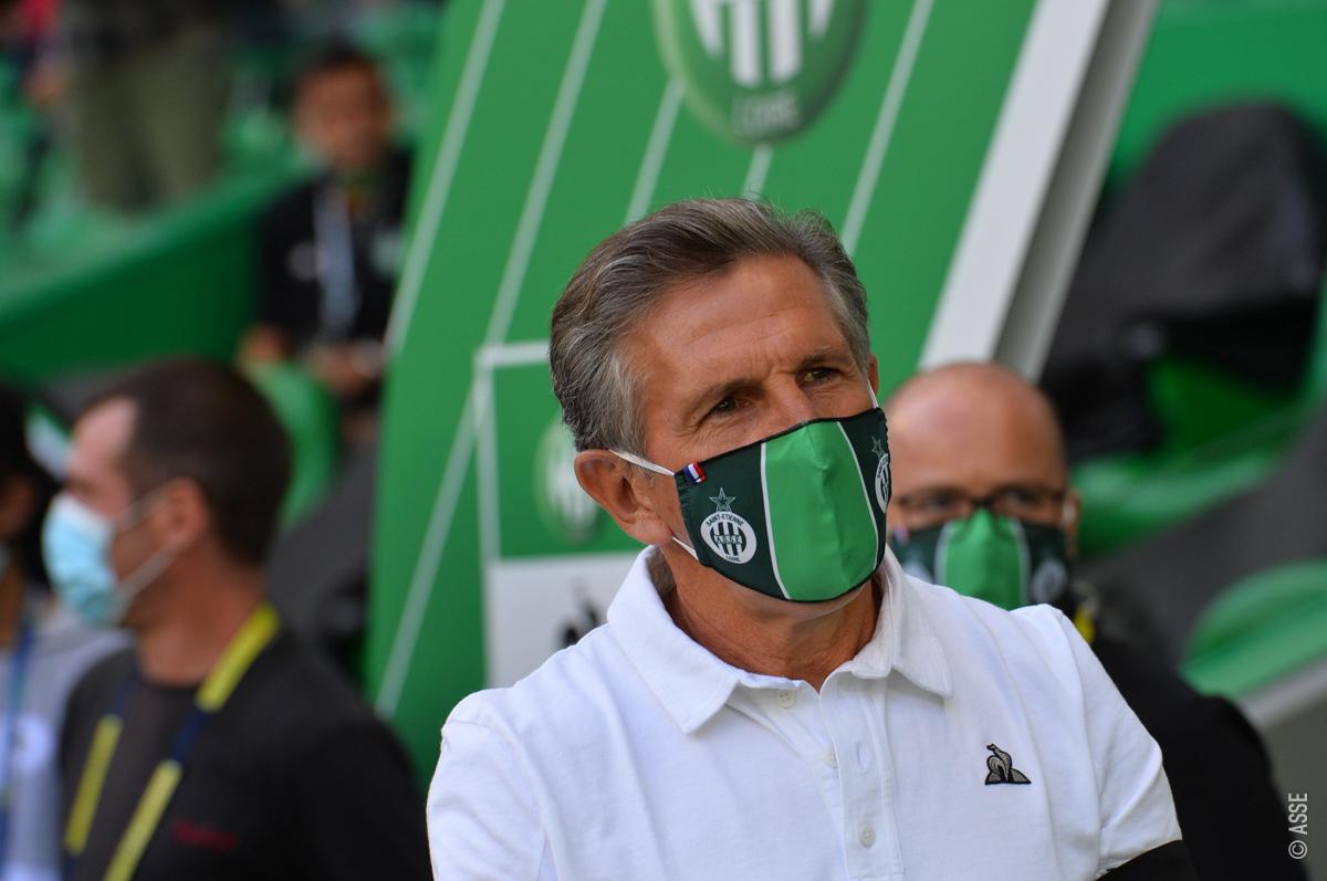 ASSE : Le successeur de Claude Puel fait ses armes en Ligue 2 ! 1