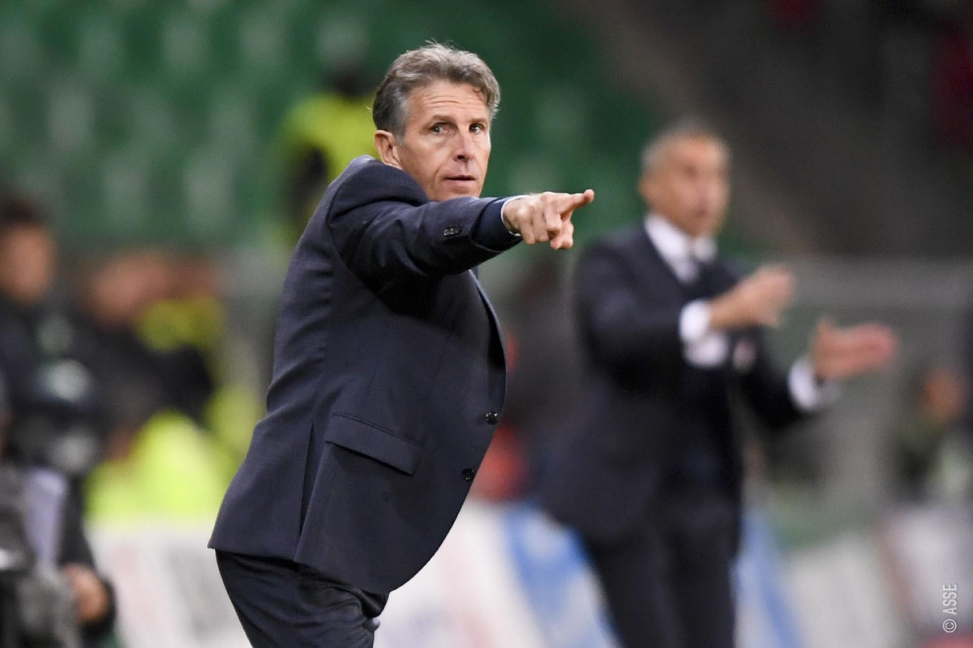 ASSE : Claude Puel annonce une hécatombe avant la réception de Brest ! 1