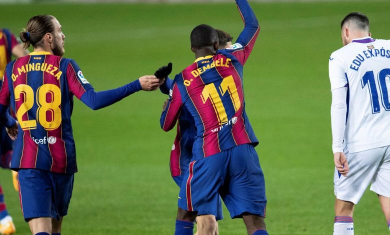Photo of Liga – 16ème j.| Les notes de FC Barcelone – Eibar (1-1)