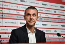 Photo of Stade Rennais : Les confidences de Nicolas Holveck sur la succession de Stéphan !