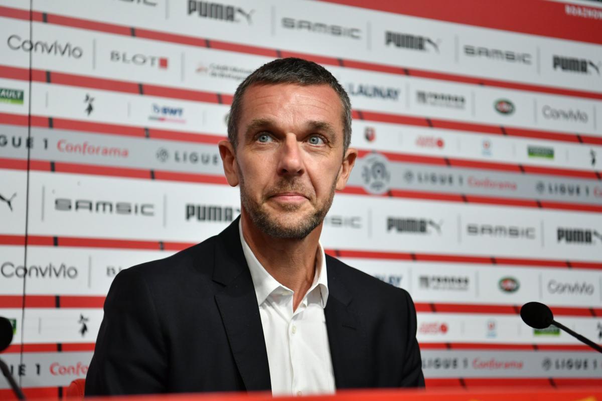 Stade Rennais : Les confidences de Nicolas Holveck sur la succession de Stéphan ! 1