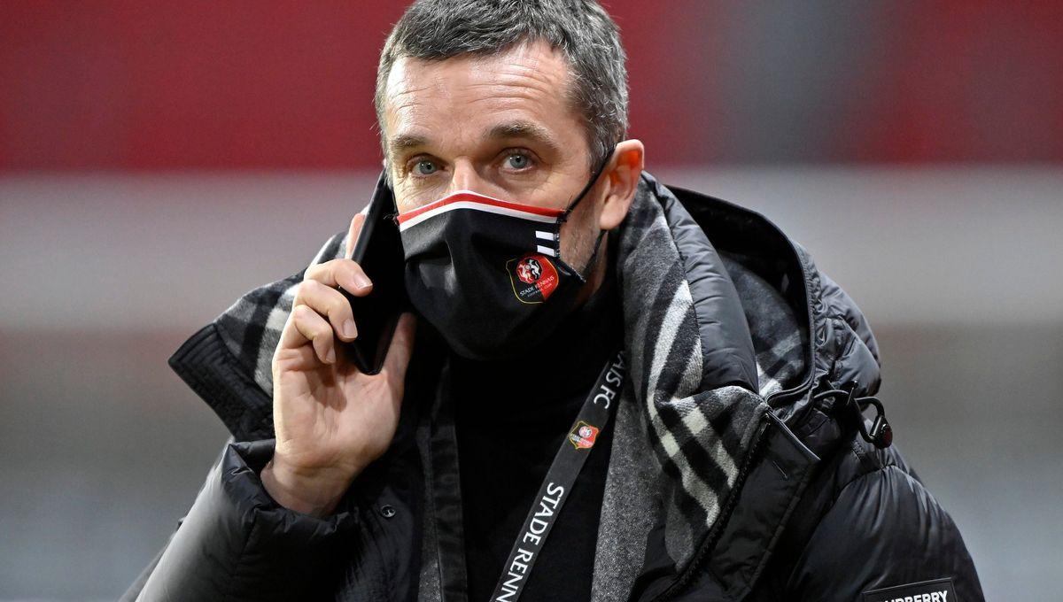 Stade Rennais : Un prêt dès ce mois de janvier évoqué pour ce joueur ? 1