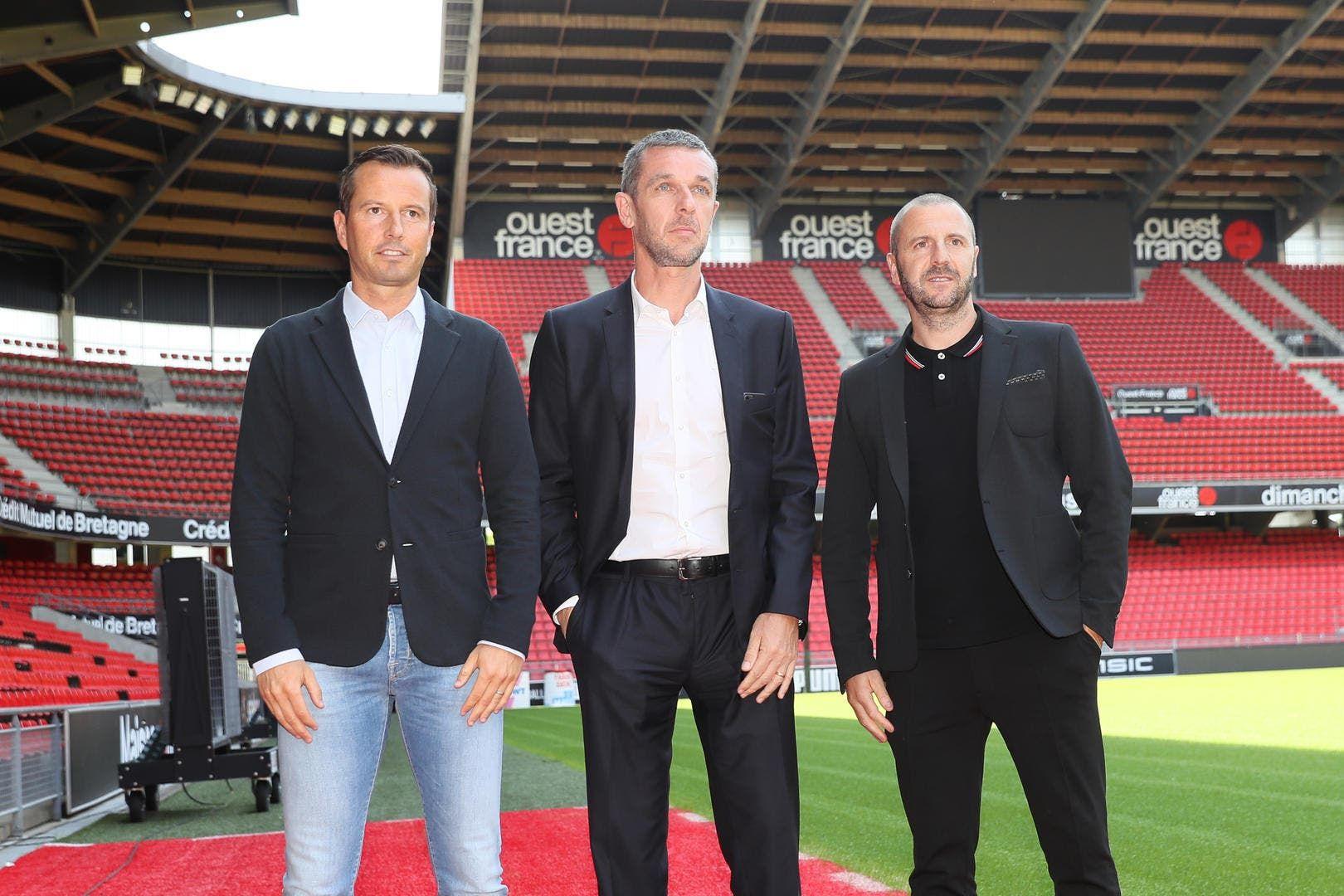Stade Rennais : Julien Stéphan répond à Florian Maurice et évite une polémique ! 1
