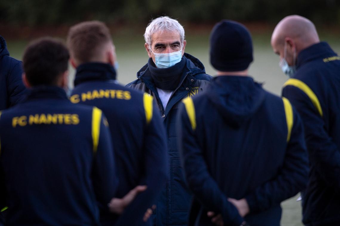 FC Nantes : Domenech veut des preuves et compte sur ses joueurs ! 1