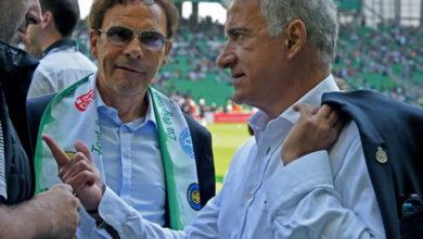Photo of ASSE : Cette légende pousse son fils dans les bras des Verts !