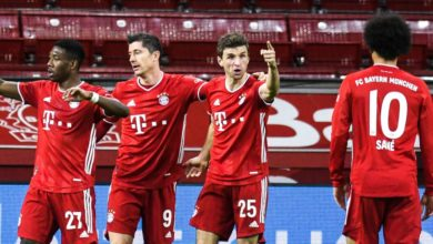 Photo of Bundesliga - 14ème j. | Les notes de Bayern - Mayence (5-2)