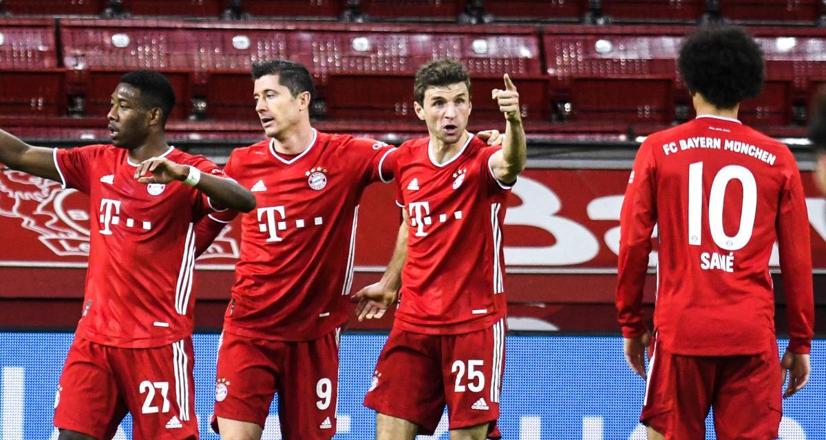 Bundesliga - 14ème j. | Les notes de Bayern - Mayence (5-2) 1