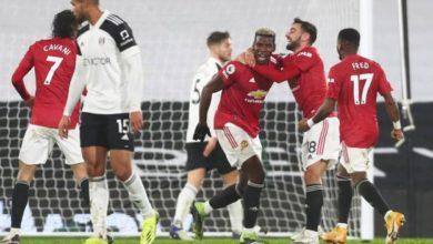 Photo of Premier League - 18ème j. | Les notes de Fulham - Manchester United (1-2)