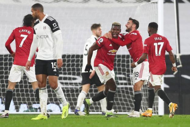 Premier League - 18ème j. | Les notes de Fulham - Manchester United (1-2) 1