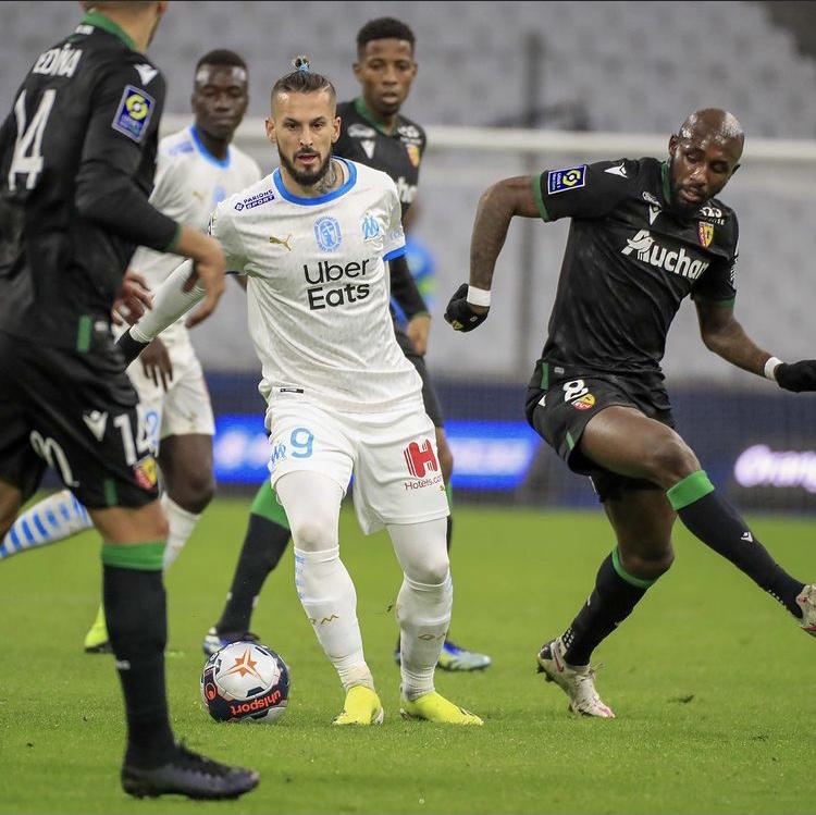 Ligue 1 - 9ème j. | Les notes de OM - Lens (0-1) 1