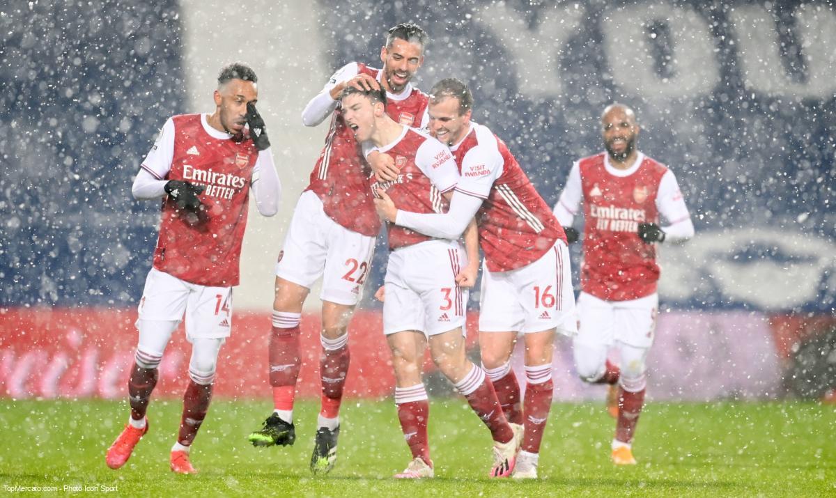 Premier League - 17ème j. | Les notes de West Bromwich Albion - Arsenal (0-4) 1