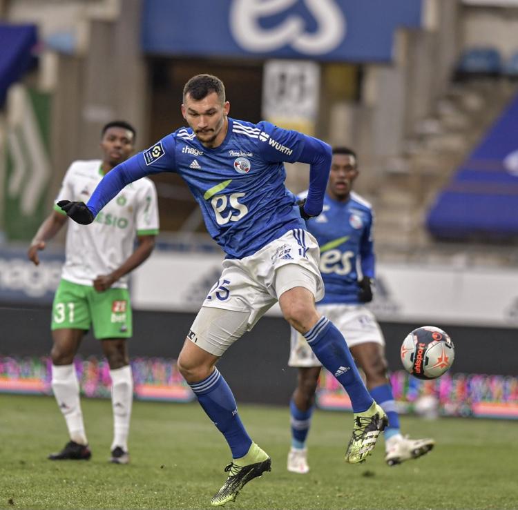 Ligue 1 - 20ème j. | Les notes de Strasbourg - ASSE (1-0) 1