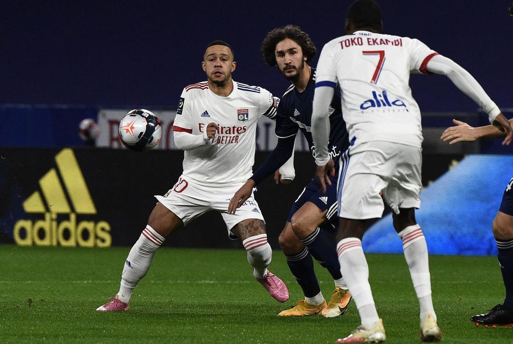 Ligue 1 - 22ème j. | Les notes de OL - Bordeaux (2-1) 1