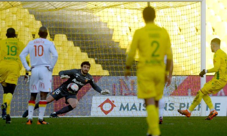 Photo of Ligue 1 - 20ème j. | Les notes de Nantes - Lens (1-1)