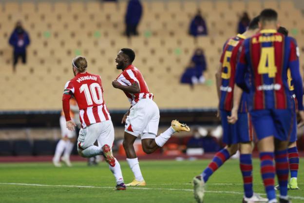 Photo of Supercoupe d'Espagne – Finale   Les notes de FC Barcelone – Athletic Bilbao (2-3)