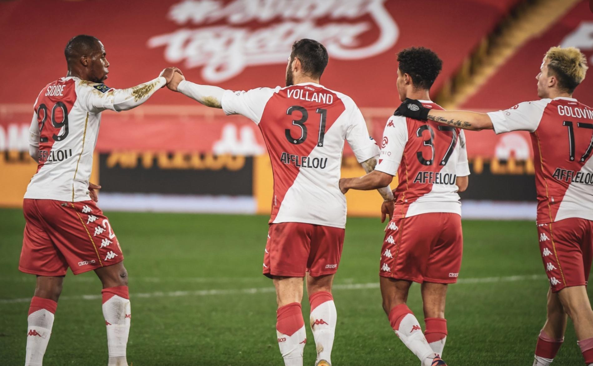 Ligue 1 – 19ème j. | Les notes de Monaco - Angers (3-0) 1