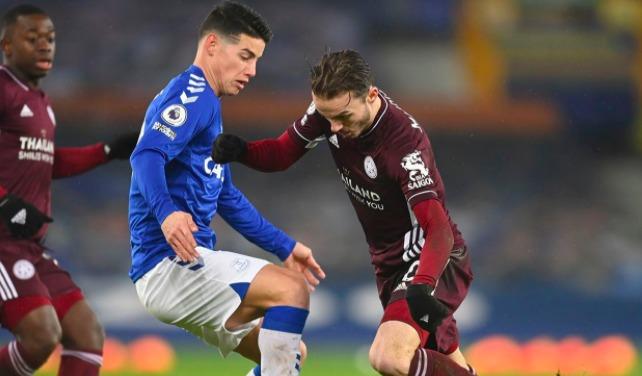 Premier League - 20ème j. | Les notes de Everton - Leicester (1-1) 1