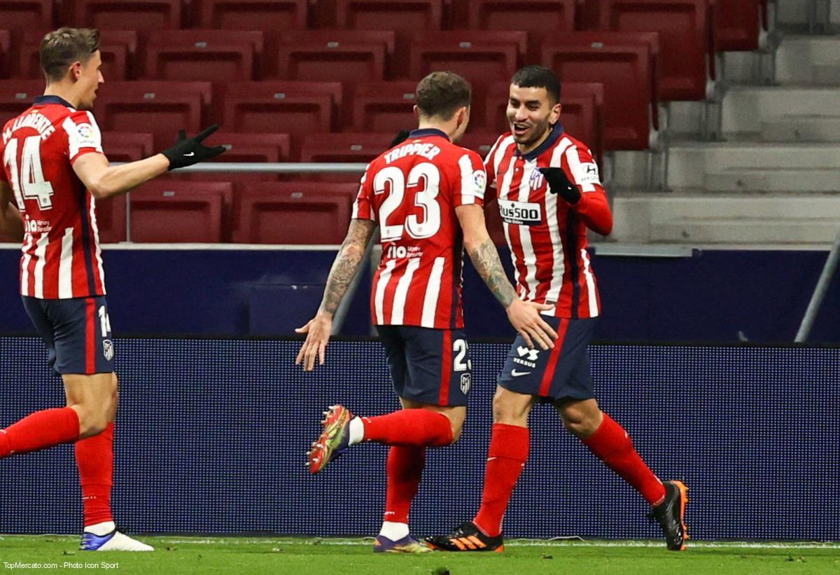 Liga - 1ère j. | Les notes d'Atlético de Madrid - Séville FC (2-0) 1
