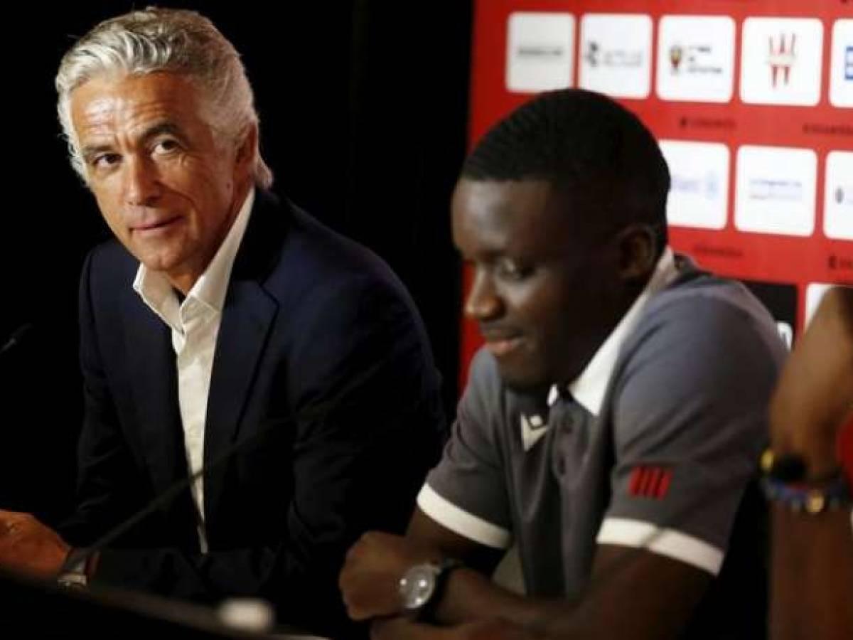 OGC Nice – Mercato : Jean-Pierre Rivère évoque déjà l'avenir de cette recrue 1