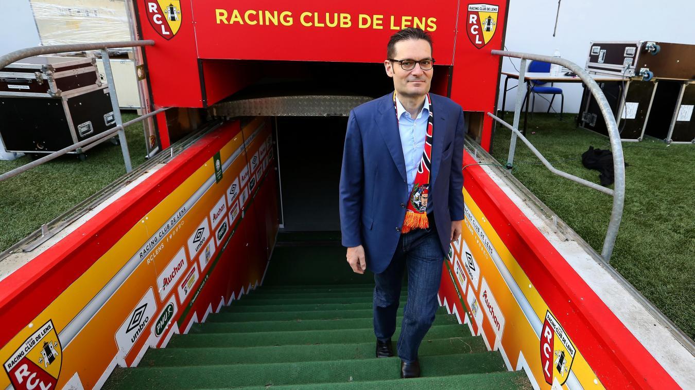 RC Lens : Une excellente nouvelle pour les finances du Racing 1