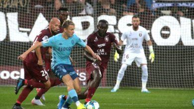Photo of FC Metz : Ce Grenat aux côtés de Messi, Ronaldo et Lewandowski