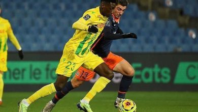 Photo of Ligue 1 - 19ème j. | Les notes de Montpellier - Nantes (1-1)