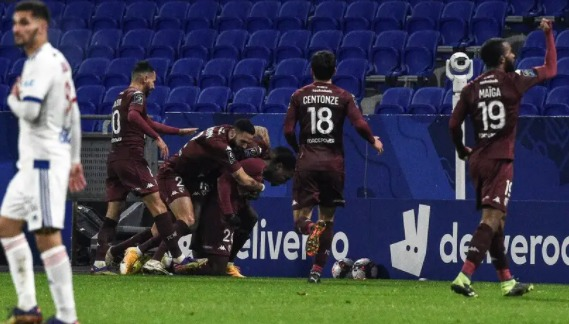 Ligue 1 - 20ème j. | Les notes de Lyon - Metz (0-1) 1