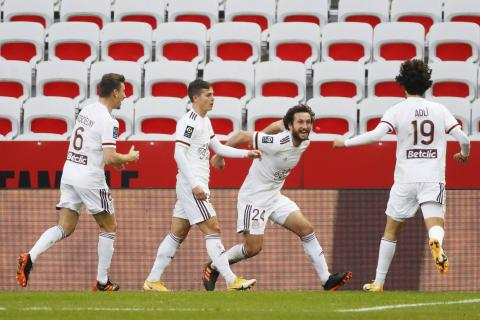 Ligue 1 - 20ème j. | Les notes de OGC Nice - FC Girondins de Bordeaux (0-3) 1