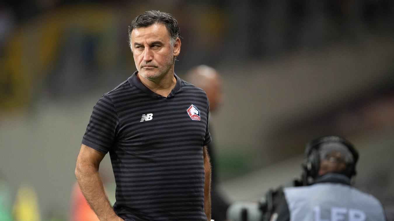 LOSC, Girondins : Christophe Galtier veut surprendre Jean-Louis Gasset ! 1