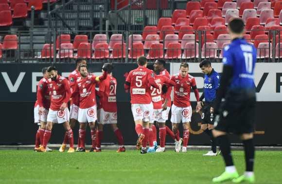 Ligue 1 - 20ème j. | Les notes de Brest - Nice (2-0) 1