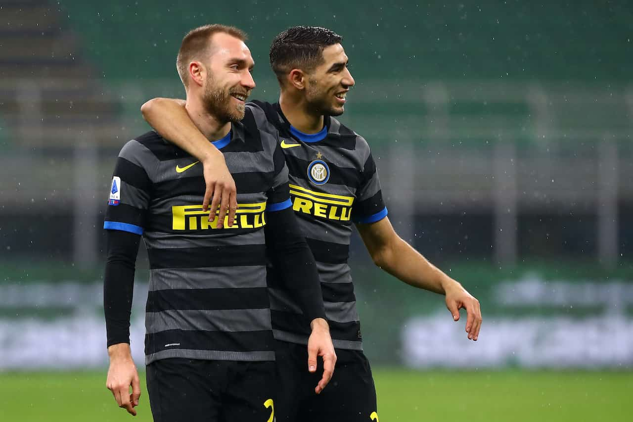 Inter Benevento 4-0 Lautaro Lukaku