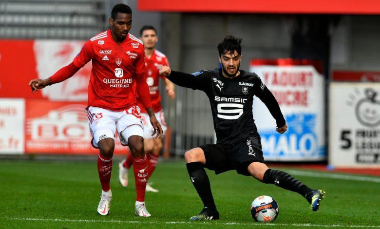 Photo of Ligue 1 - 20ème j. | Les notes de Brest - Rennes (1-2)