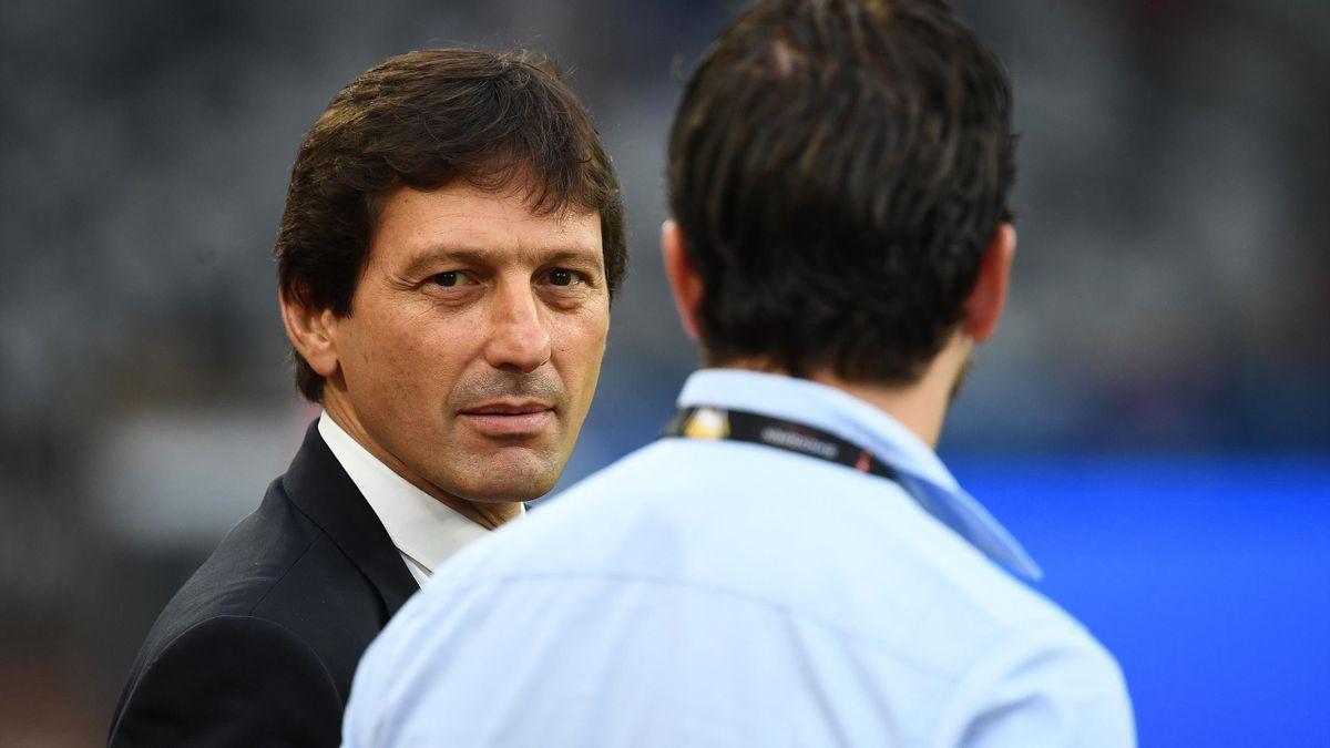 PSG, Roma : Leonardo va lever une option d'achat cet été 1