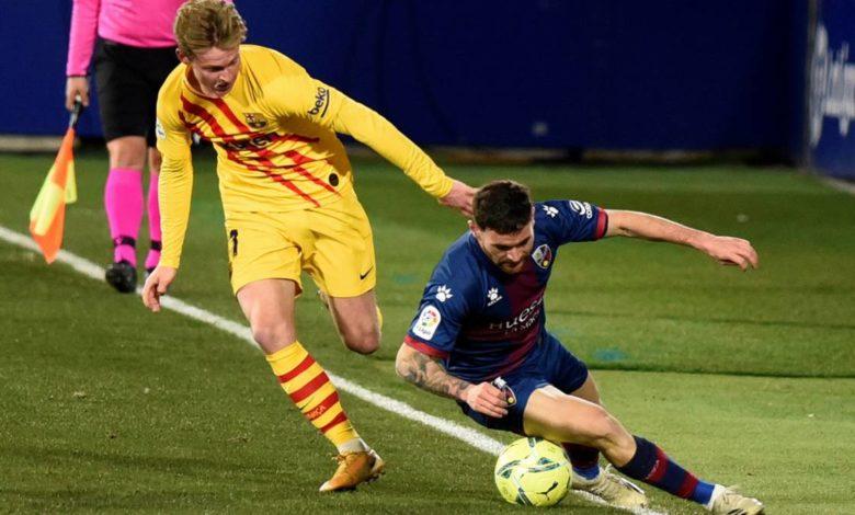 Photo of Liga – 17ème j. | Les notes de Huesca – FC Barcelone (0-1)