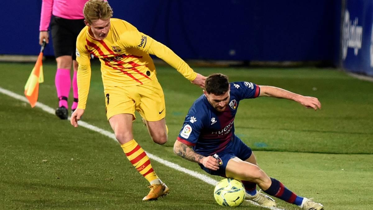 Liga – 17ème j. | Les notes de Huesca – FC Barcelone (0-1) 1