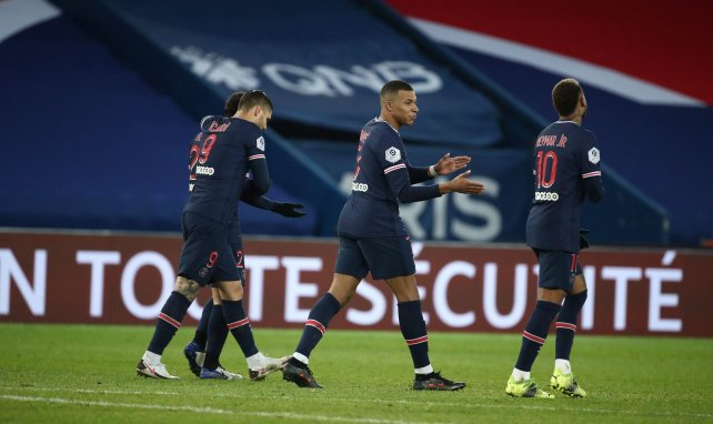 Ligue 1 - 21ème j. | Les notes de PSG - Montpellier (4-0) 1