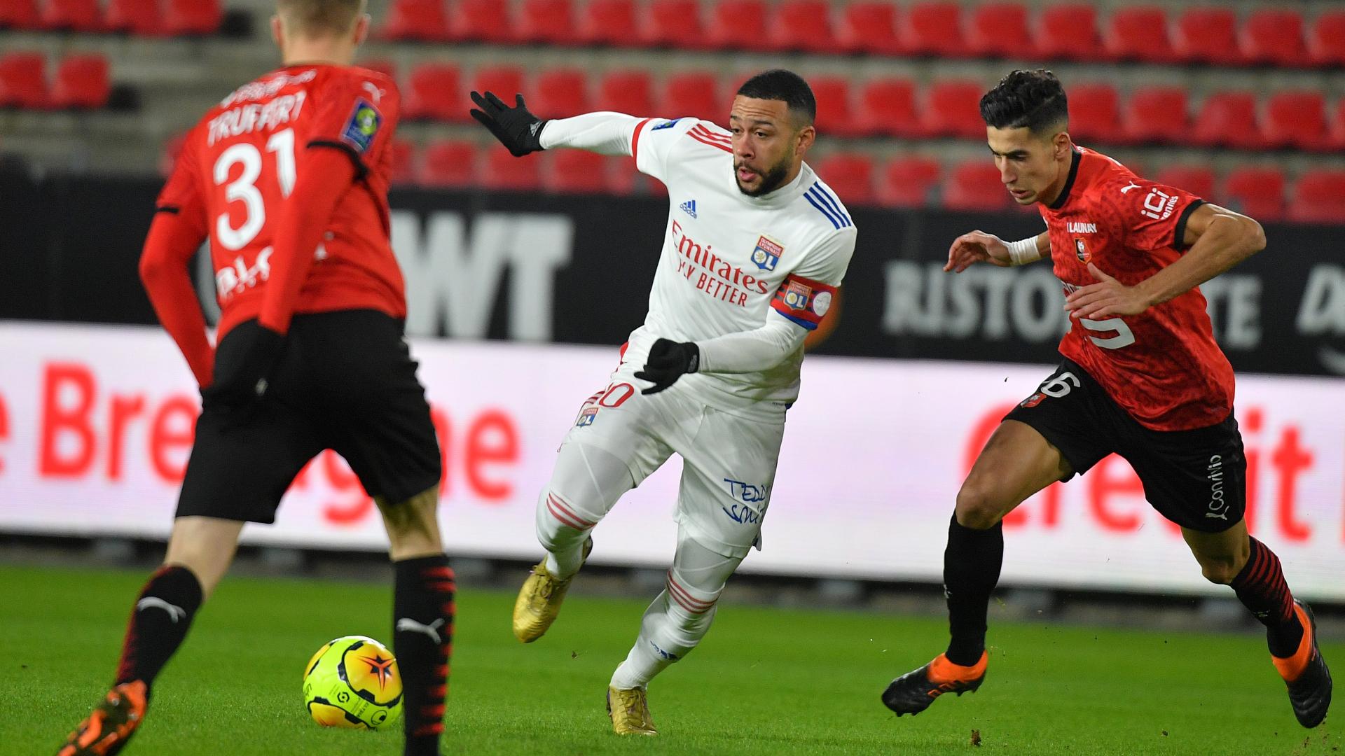 Ligue 1 - 19ème j. | Les notes de Rennes - OL (2-2) 1