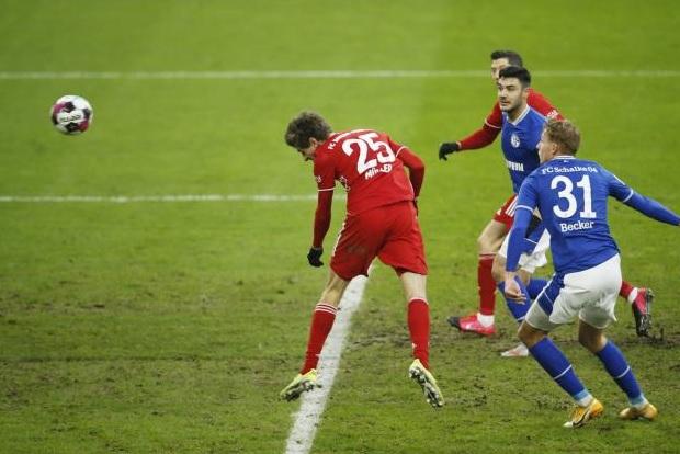 Bundesliga - 18ème j. | Les notes de Schalke 04 - Bayern Munich (0-4) 19