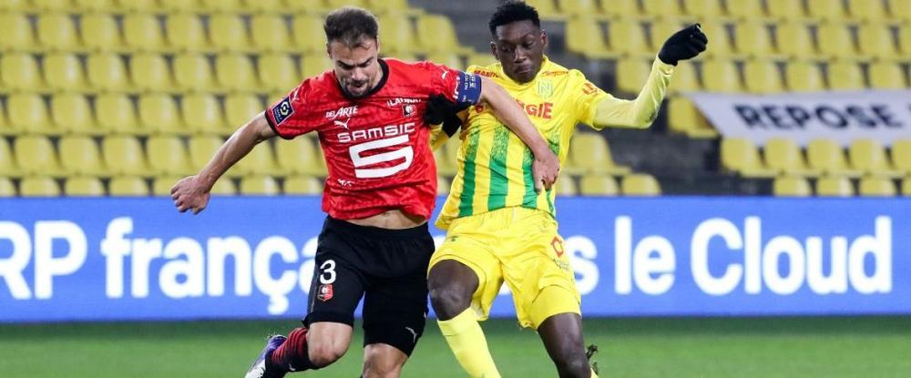 Ligue 1 - 18ème j. | Les notes de Nantes - Rennes (0-0) 1