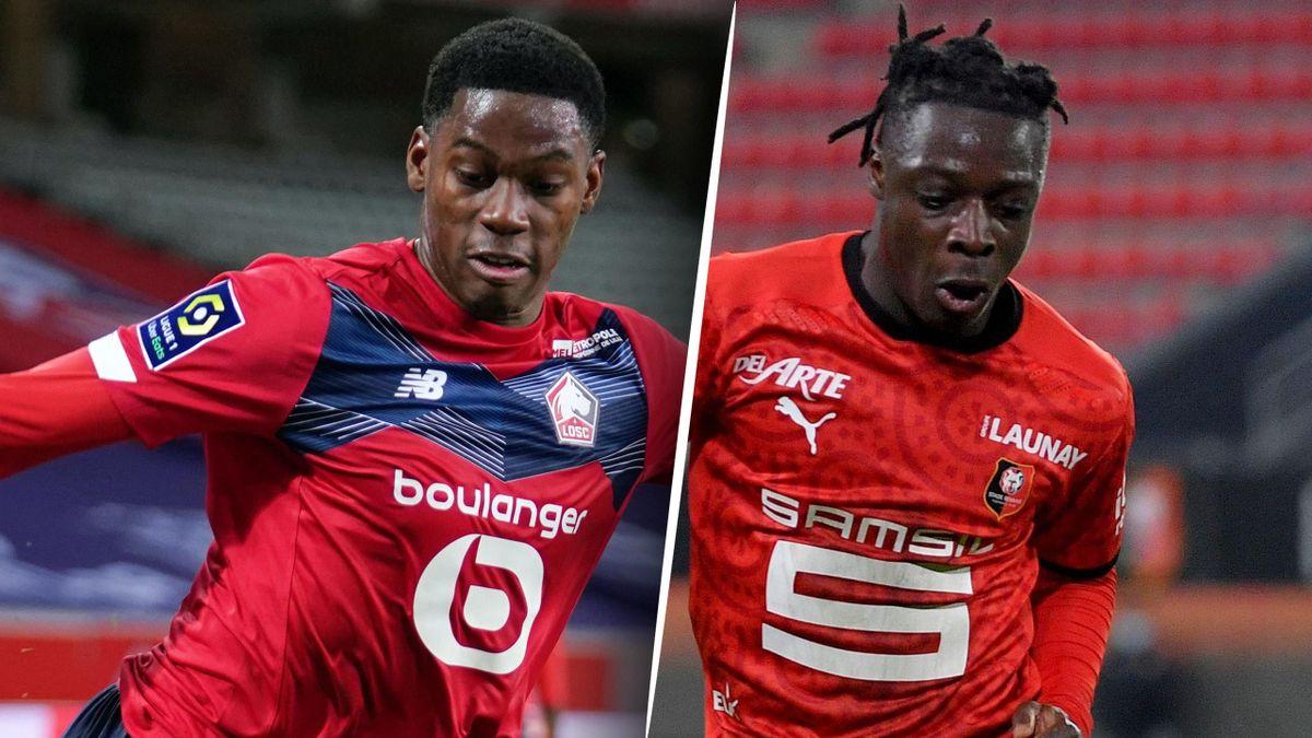 Ligue 1 - 21ème j. | Les notes de Stade Rennais - LOSC (0-1) 1