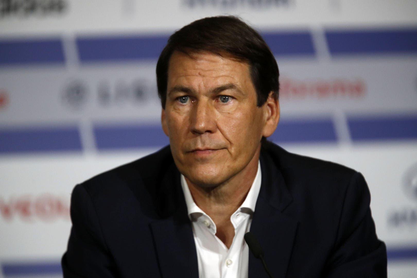 OL – Mercato : Rudi Garcia se lâche enfin sur l'un de ses joueurs 1