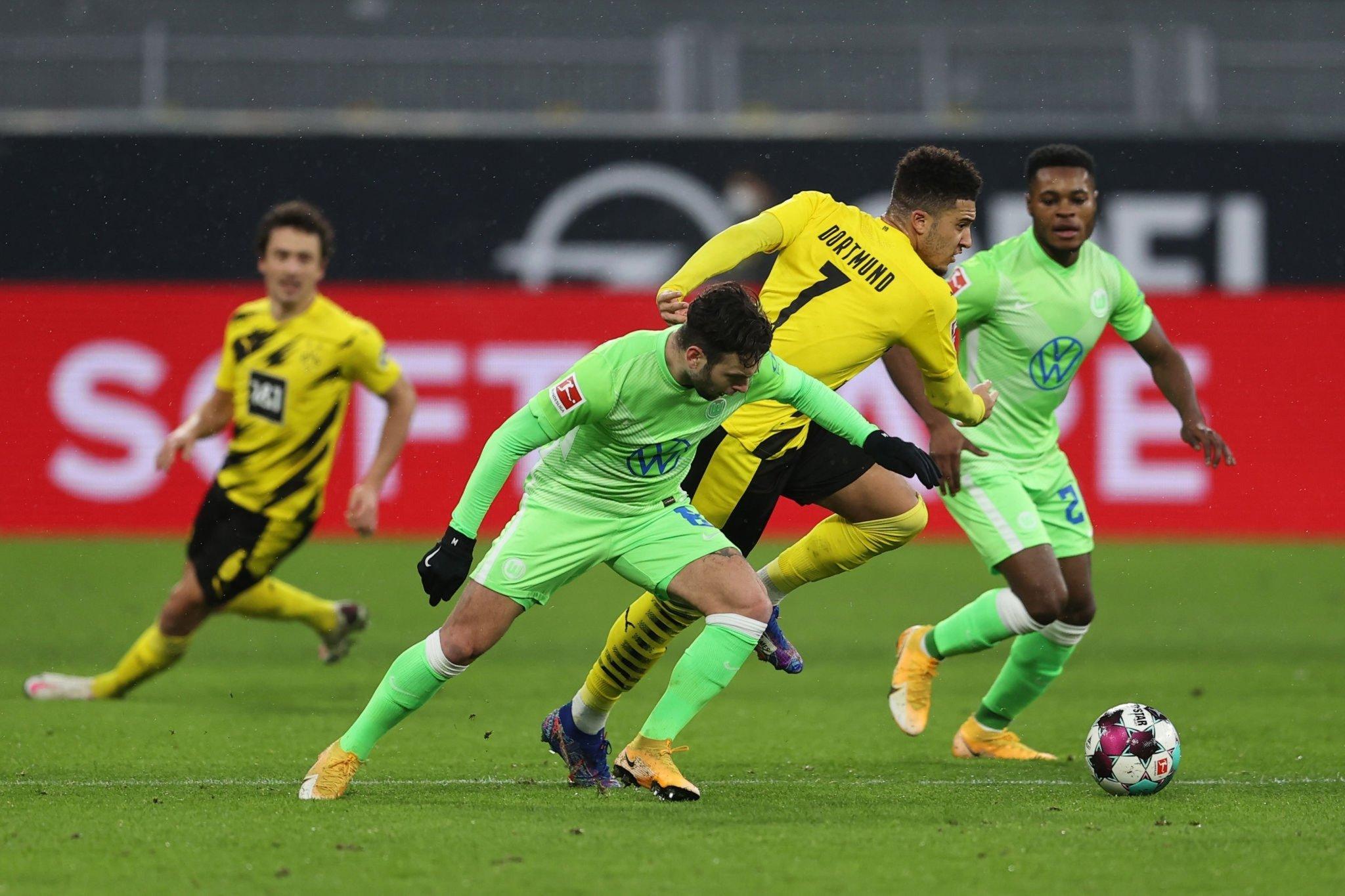 Bundesliga - 14ème j. | Les notes de Dortmund - Wolfsburg (2-0) 1