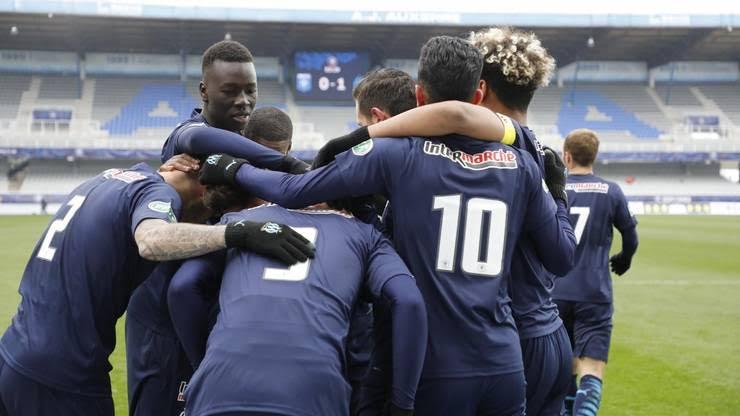 Coupe de France - 32ème de finale | Les notes d'Auxerre - OM (0-2) 1