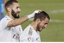 Photo of Real Madrid : Zidane donne des nouvelles de Hazard et Benzema !