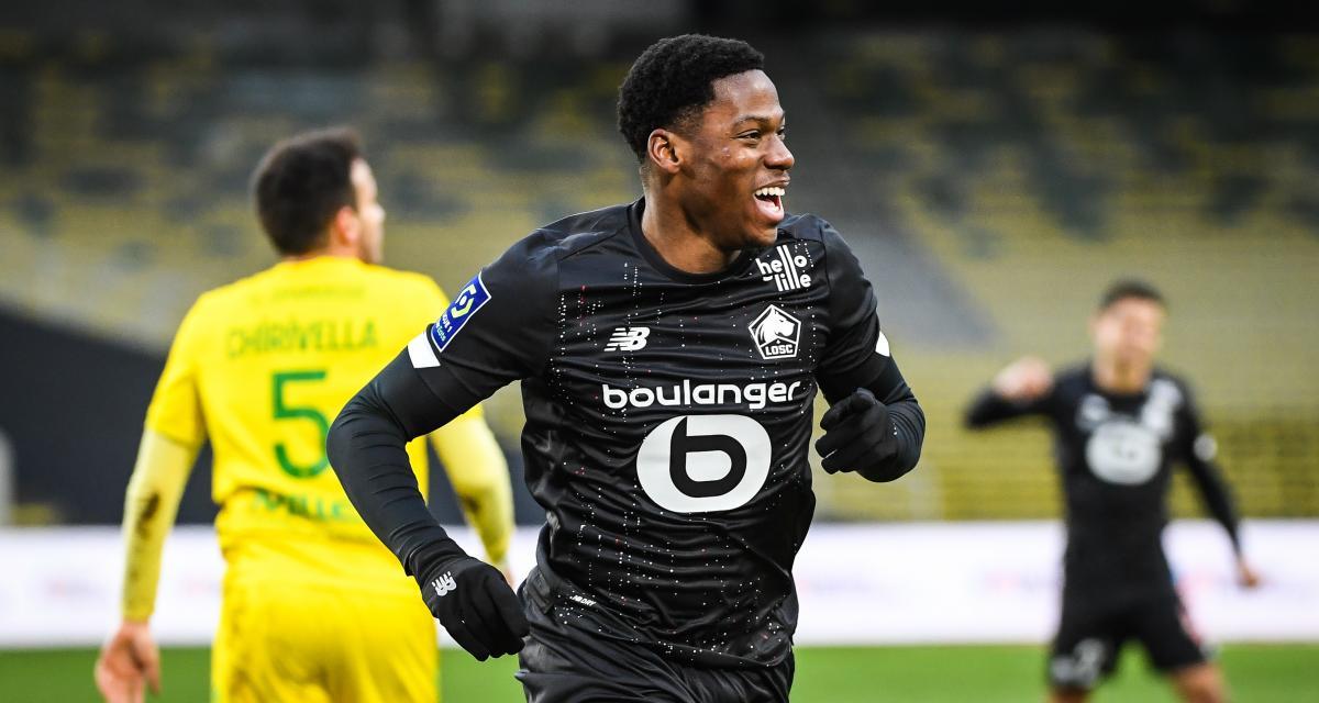 Ligue 1 - 24ème j.   Les notes de Nantes - Lille (0-2) 1