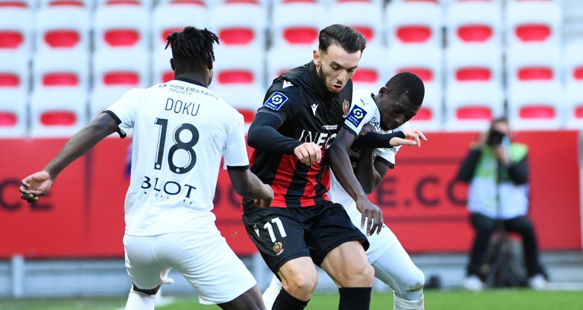 Ligue 1 - 27ème j. | Les notes de Stade Rennais - OGC Nice (1-2) 1
