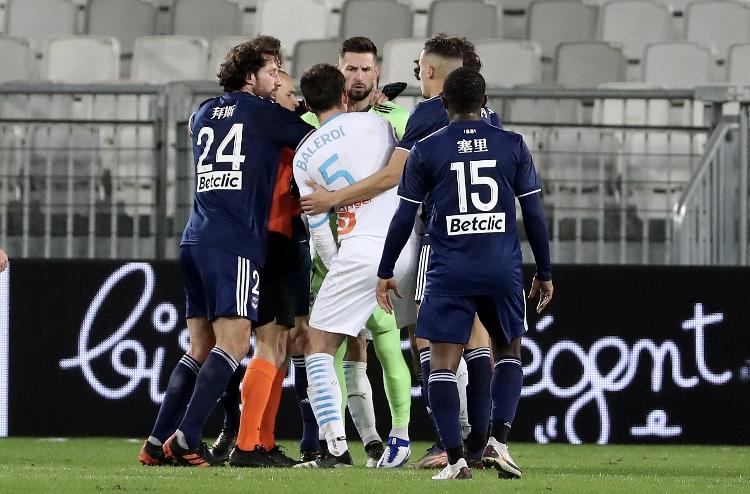 Ligue 1 - 25ème j. | Les notes de Bordeaux - OM (0-0) 1